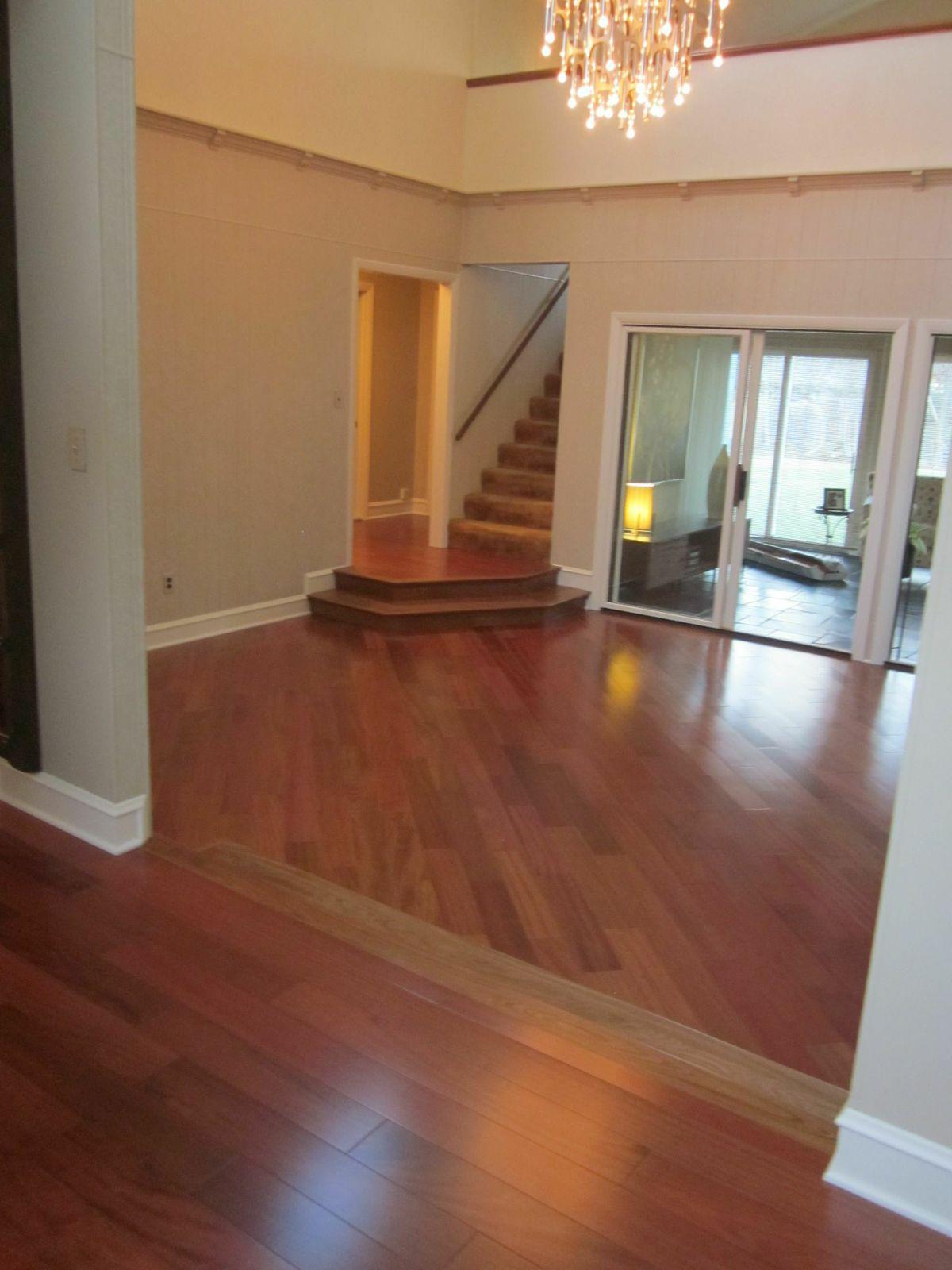 Regal flooring options